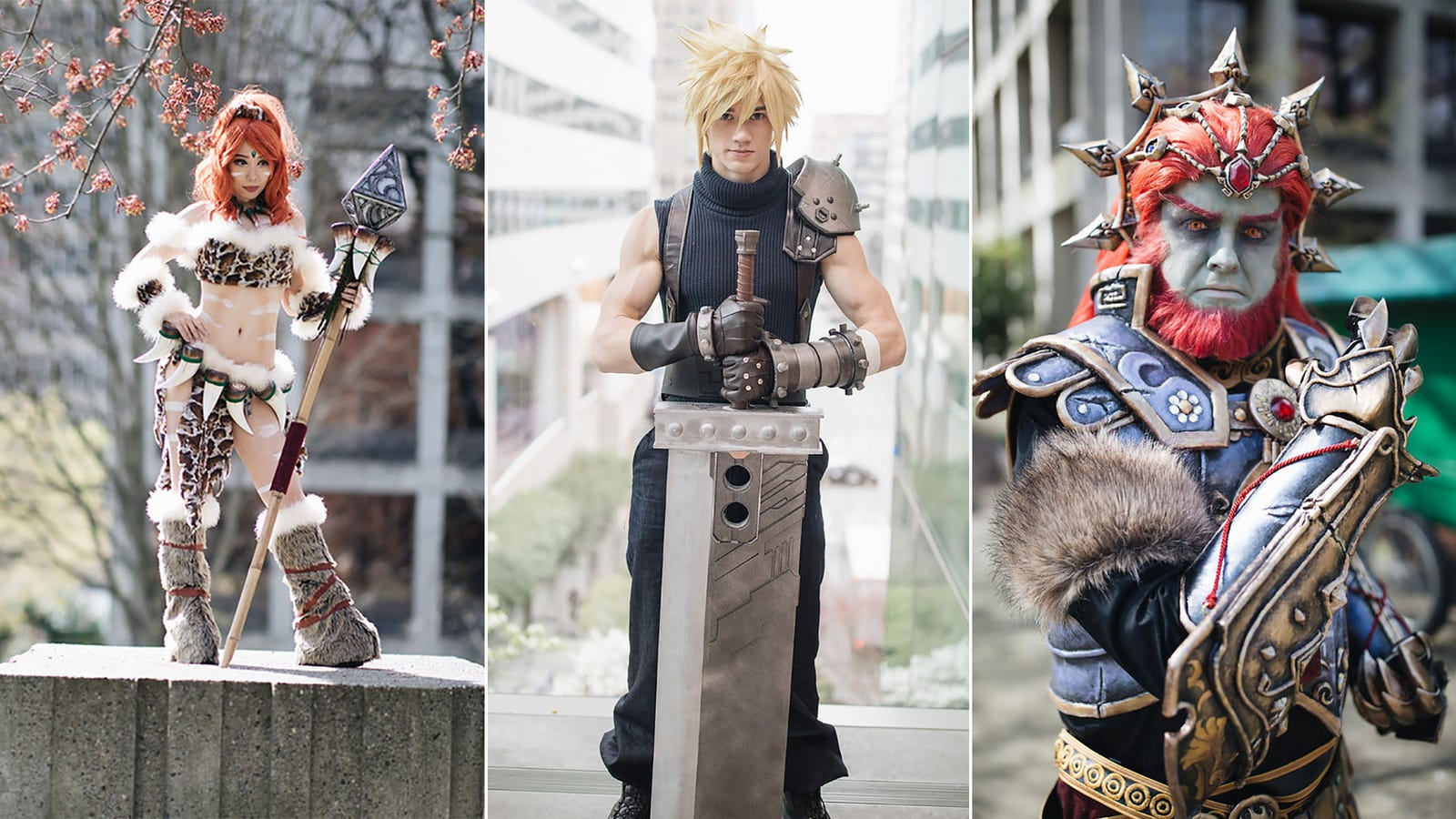 The Best Cosplay From Sakura-Con 2018