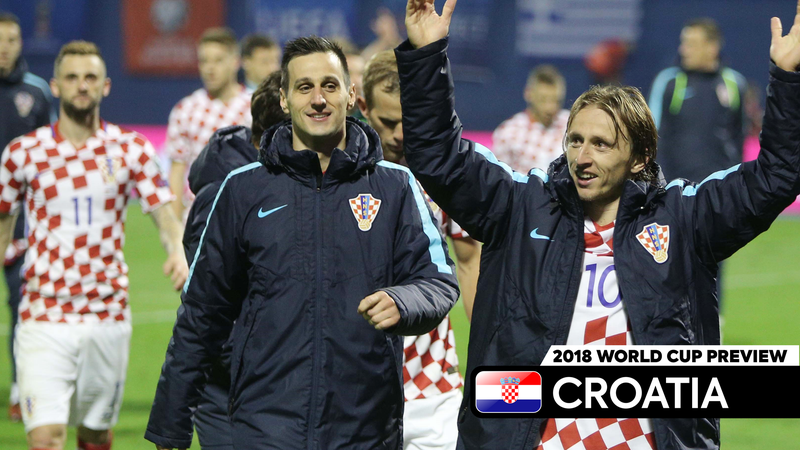 Illustration for article titled If They Can Put It Together, Croatia Are The Perfect Bandwagon Team For You