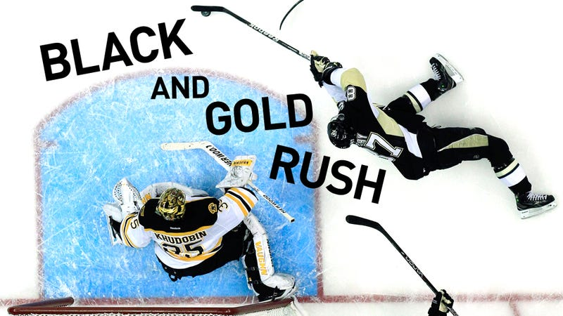 Illustration for article titled In Potential Conference Finals Matchup, The Penguins Find An Extra Gear While The Bruins Run Out Of Gas
