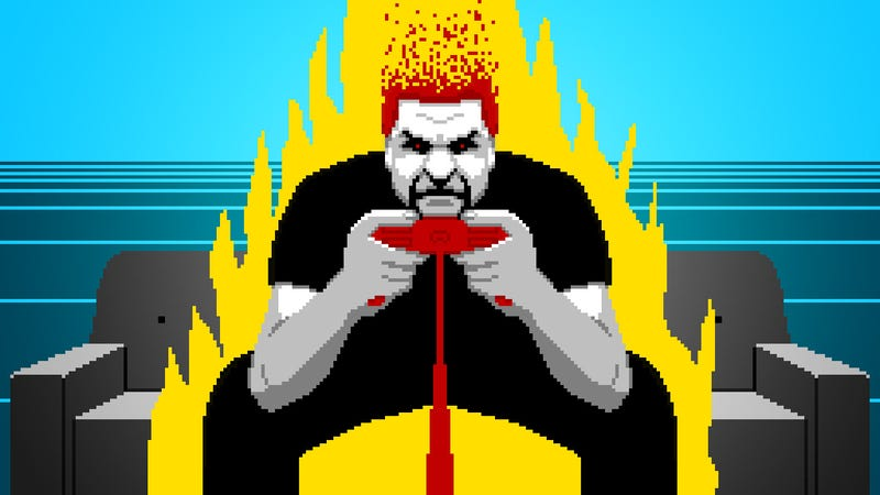 Illustration for article titled How to Deal with Your Video Game-Induced Anger