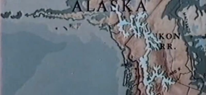 Illustration for article titled In the 1960s California had a serious plan to take water from Alaska