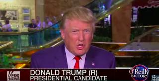 Donald TrumpYouTube Screenshot