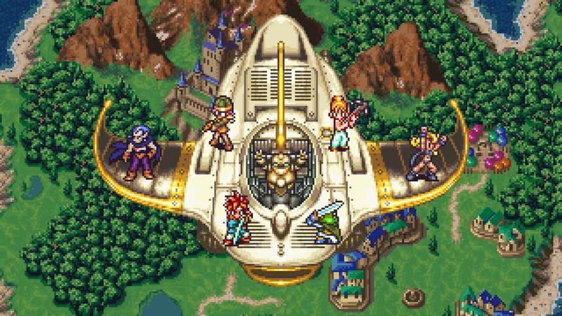 Resultado de imagem para Chrono Trigger SNES