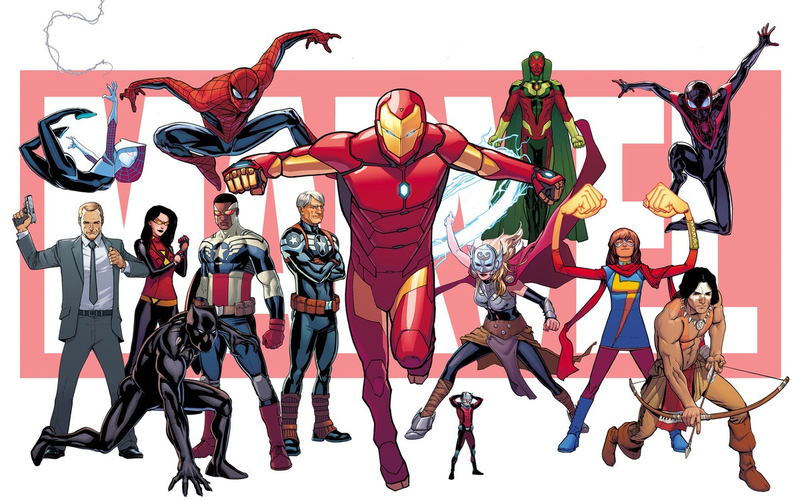 "Illustration for article titled Marvel Will Launch An ""All-New, All-Different"" Universe This September"