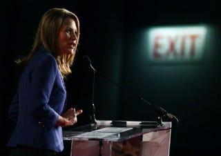GOP hopeful Michele Bachmann (Getty Images)