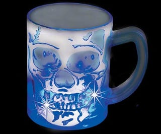 Illustration for article titled You'll Drink Corporate America's Coffee, But Only Out of a Glowing Pirate Mug