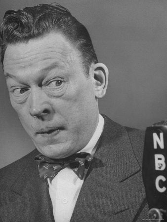Illustration for article titled Fred Allen: The Great Sourpuss