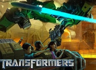 Illustration for article titled Bayhem Will Ensue On The Universal Studios Transformers 3D Ride