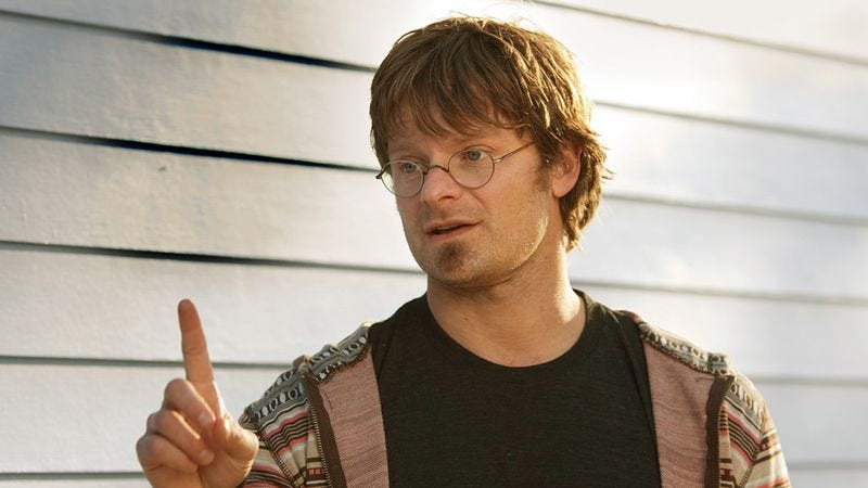 Illustration for article titled Steve Zahn to play another unstable know-it-all in Kyle Killen's next show