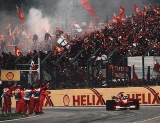Illustration for article titled Vintage F1 Wednesday