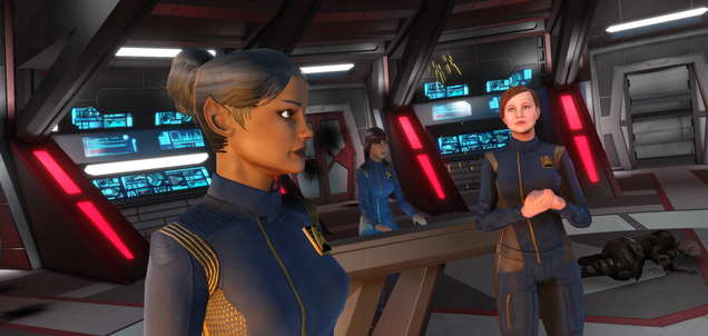 Star Trek Online s Journey to Discovery Squanders Some of Its Great Potential