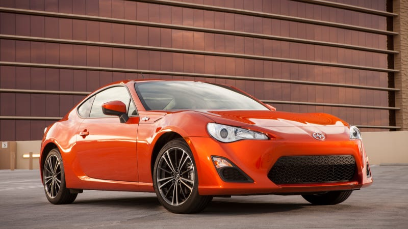 Illustration for article titled Could The Scion FR-S Get A Hybrid Version For More Performance?