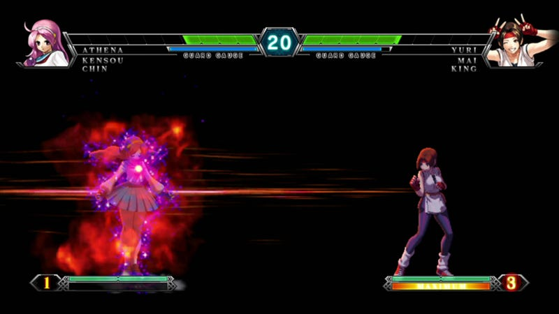 Illustration for article titled The King of Fighters XIII Brings Console-Exclusive Content to North America in October