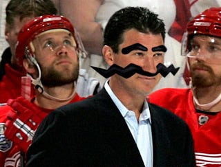 Illustration for article titled Evil Red Wings Owner Wario Lemieux Steals Stanley Cup
