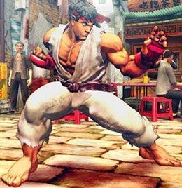 Illustration for article titled Street Fighter IV Producer Talks Upgrades, Street Fighter V