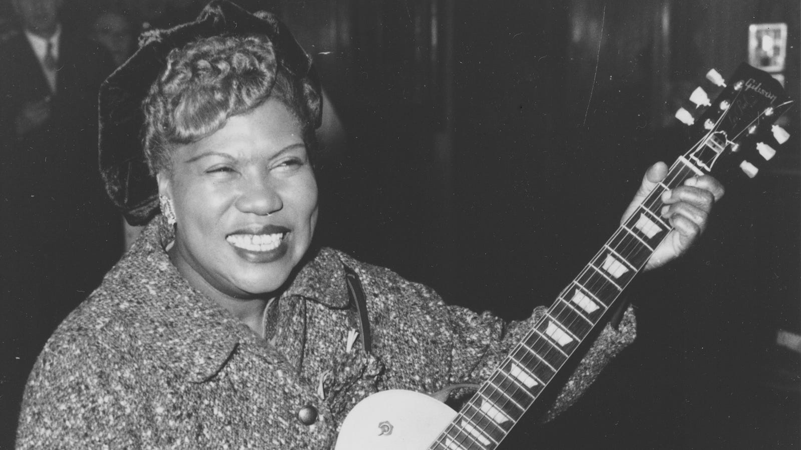 Rock and Roll Hall of Fame Finally Recognizes Woman Who Practically Invented Rock and Roll