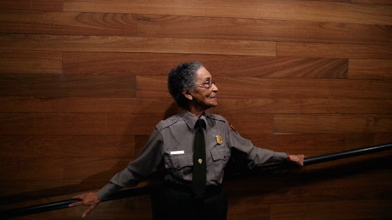 Illustration for article titled America's Oldest Park Ranger Was Beaten, Robbed in Her Home