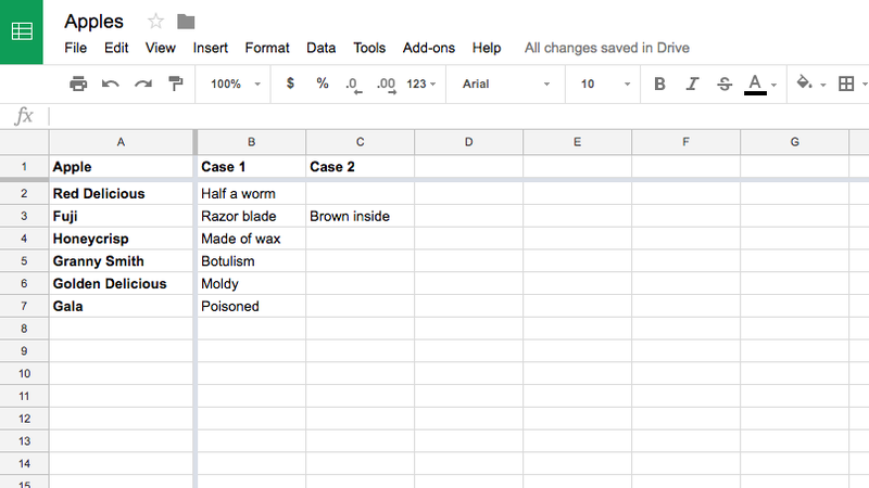 How to Create an Anonymous Collaborative Google Sheet