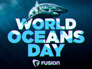 Illustration for article titled Continuing Its Commitment to Environmental Coverage, FUSION TV Commemorates World Oceans Day with Special Programming