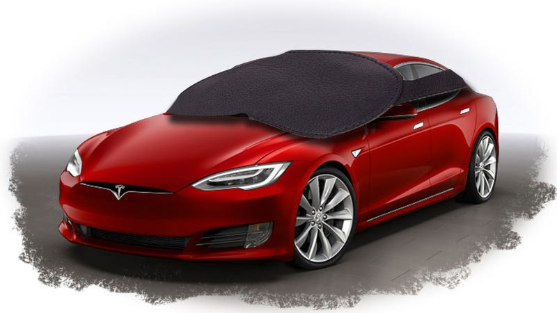 Illustration for article titled Does Tesla's Autopilot Suffer From A Dangerous Blind Spot?