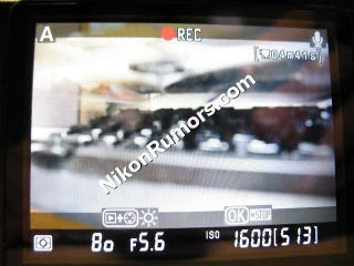 Illustration for article titled Nikon D90's DSLR Video Capture Mode Confirmed In Pictures
