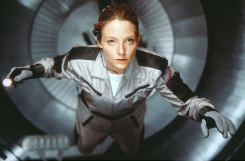 Jodie Foster stars in Robert Zemeckis' Contact, which opened 20 years ago today. All Images: Warner Bros.