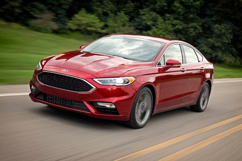 Illustration for article titled I doubt Ford is dropping the Fusion in North America