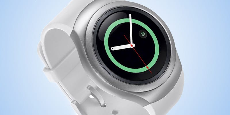 Illustration for article titled The New Gear S2 Doesn't Sound Like an Apple Watch Killer