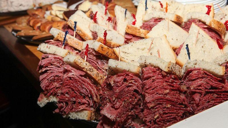 Goodbye, pastrami sandwiches. (Photo: Steve Zak Photography/Getty Images)