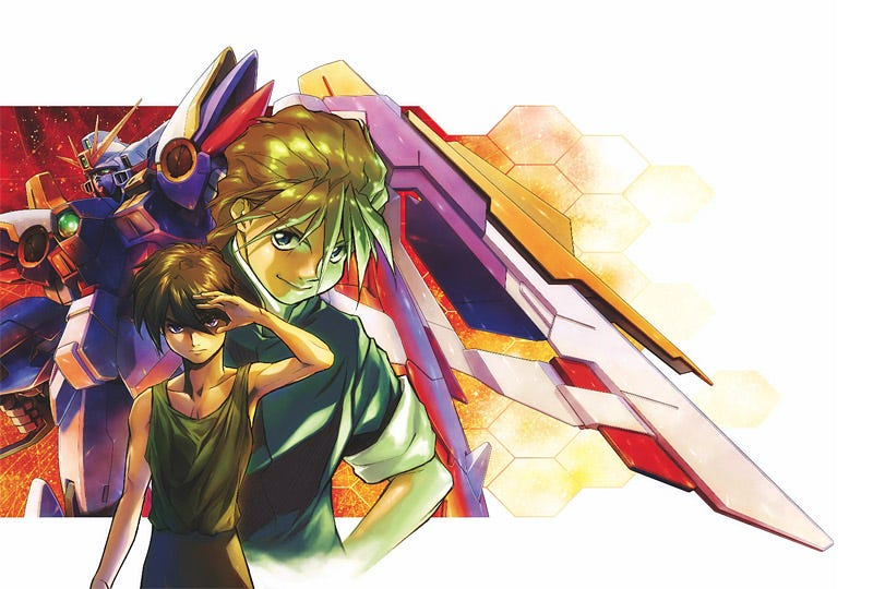 Illustration for article titled Gundam Wing: Endless Waltz - Glory of Losers Vol. 1 an Odd Take on an Old Classic