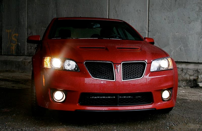 Illustration for article titled 2009 Pontiac G8 GXP: Last Drive, Part Three