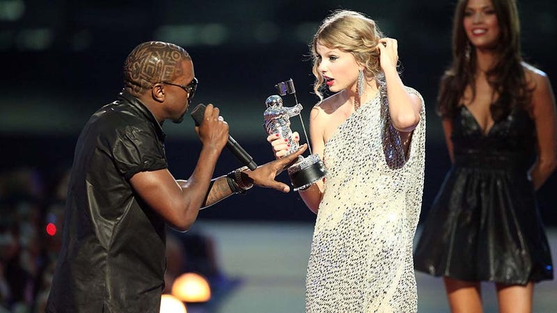 Illustration for article titled Taylor and Kanye Had Dinner; the End Is Pretty Goddamn Nigh