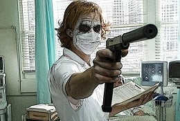 Illustration for article titled Oscar Voters Get First Glimpse At Groundbreaking Dark Knight Blu-Ray - Updated