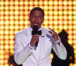 Nick Cannon Mark Davis for Nickelodeon/Getty Images