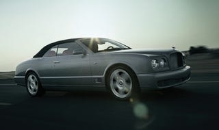 Illustration for article titled Bentley Azure T: More Sensuously Senseless Luxury Coming To LA