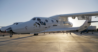 Illustration for article titled Virgin Galactic's SpaceShipTwo Deployed Its Braking System Prematurely