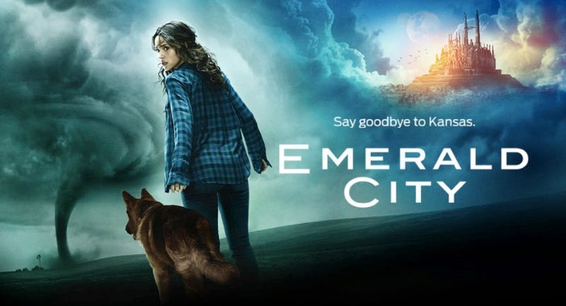 Illustration for article titled NBC's Emerald City Looks Like it Owes a Big Debt to Game of Thrones