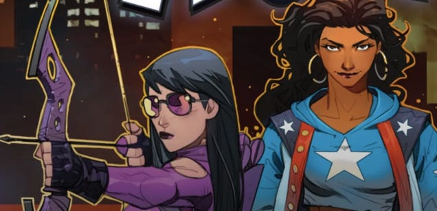 West Coast Avengers is a sunny, screwy superhero romp that s ending too soon
