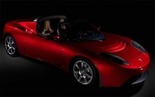 Illustration for article titled Only 25 Tesla Roadsters Left On Sale For 2009