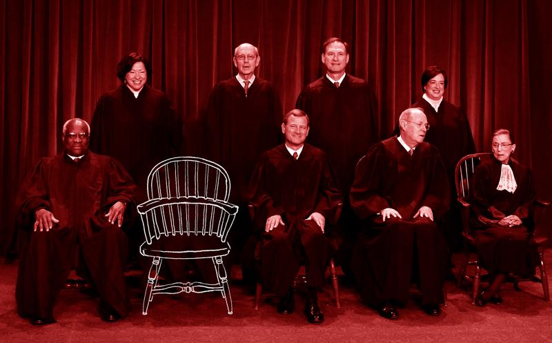 Illustration for article titled Why Is the Empty Supreme Court Seat Such a Big Deal?