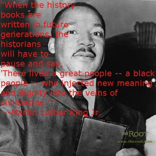 Martin Luther King Jr.Wikimedia Commons