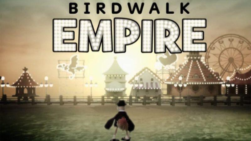 Illustration for article titled Sesame Street parodies Boardwalk Empire, adorably