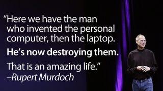 Illustration for article titled Steve Jobs, Creator and Destroyer
