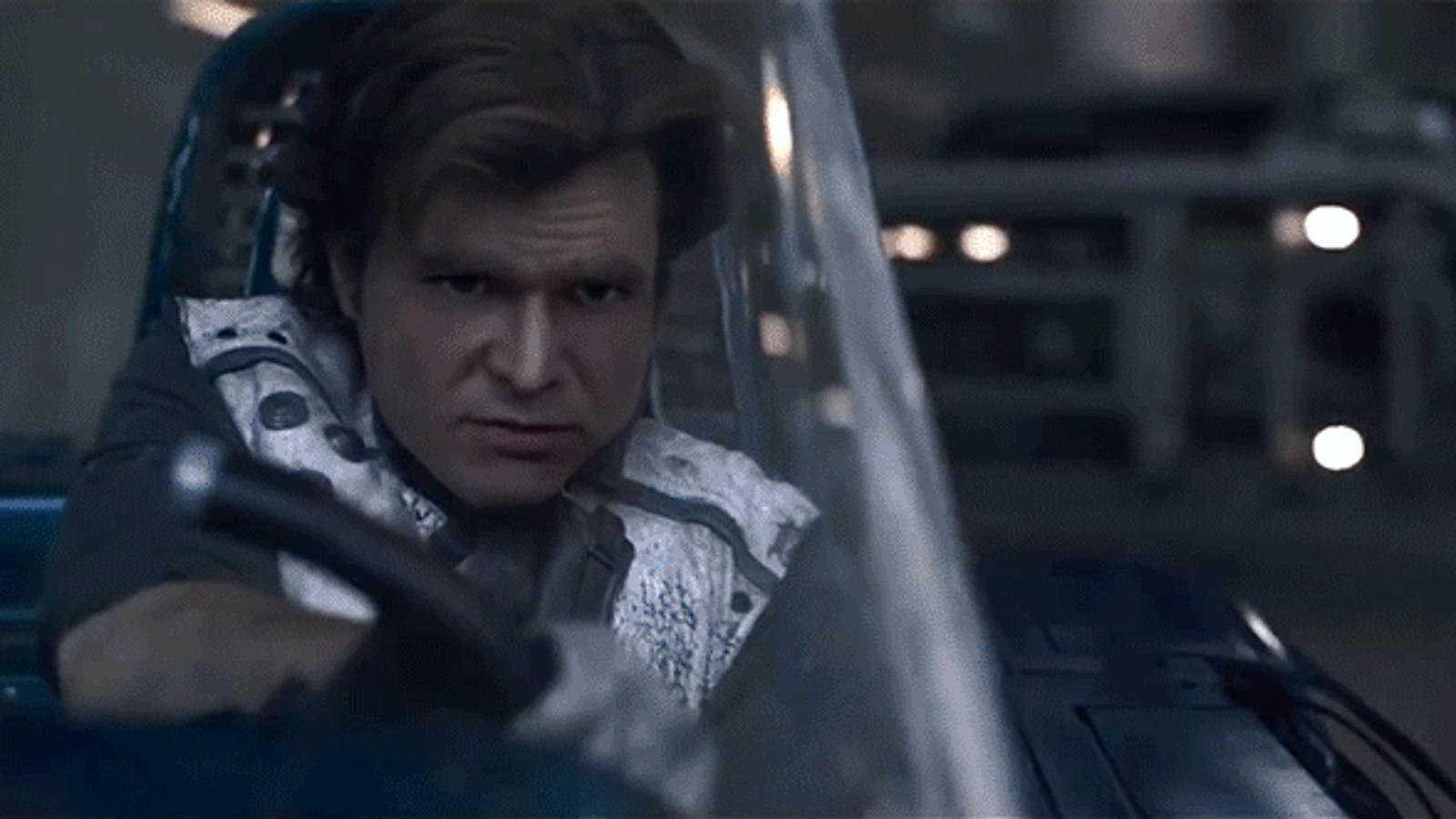 Someone Used a Deep Learning AI to Perfectly Insert Harrison Ford Into Solo: A Star Wars Story