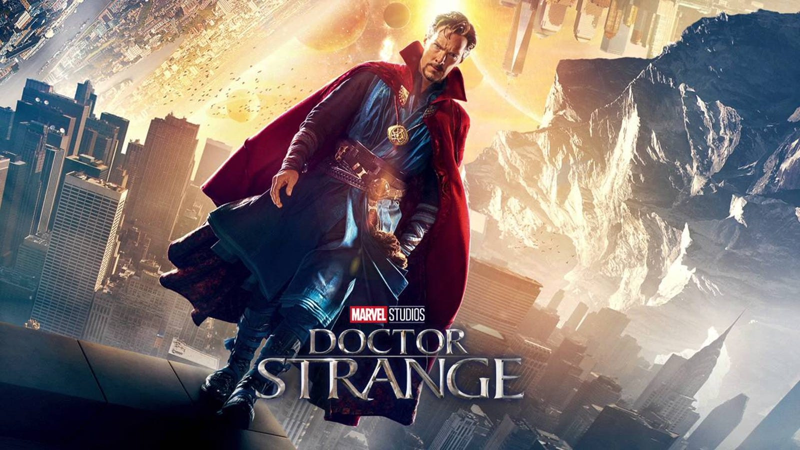 The Doctor Strange End Credits Theme Is So Weird It May Actually Be Music From Another Plane of Existence