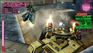 Illustration for article titled Get The Latest Armored Core PSP For Free