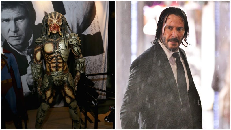 Illustration for article titled Shane Black thinks his Predator could take John Wick, which is horseshit