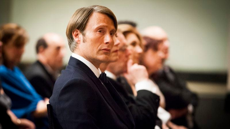 Illustration for article titled Hannibal's powerful visuals make it one of the best shows of 2013