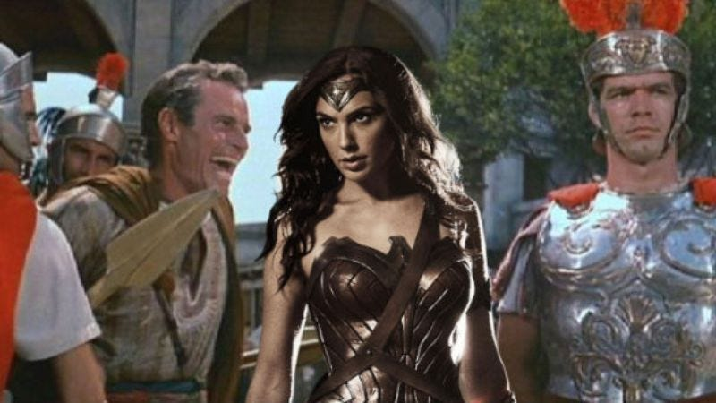 Illustration for article titled Gal Gadot might play the female lead in Ben-Hur