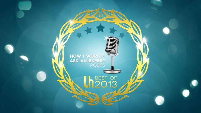Illustration for article titled Most Popular Interviews of 2013